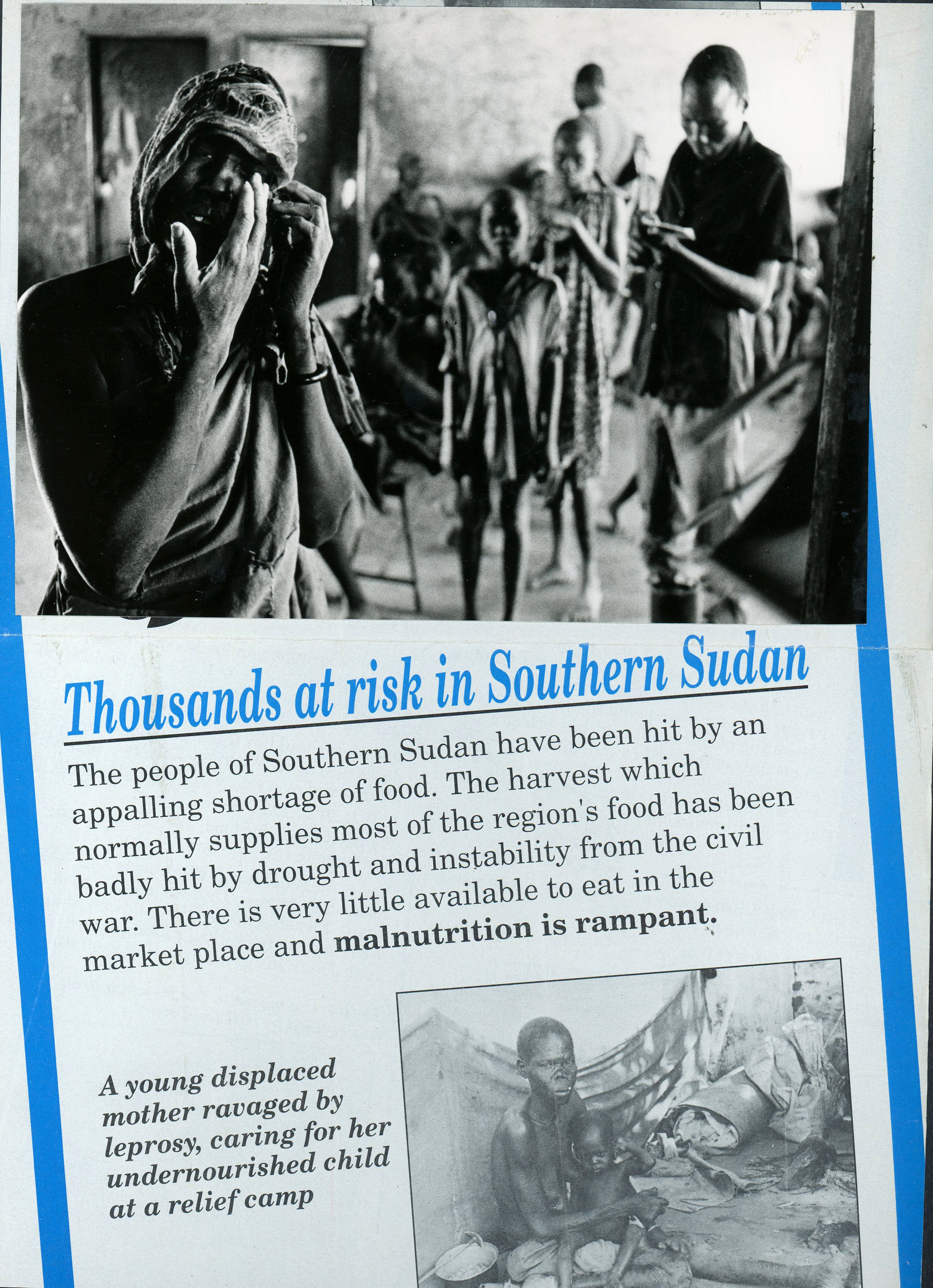 Link to newspaper article   on South Sudan