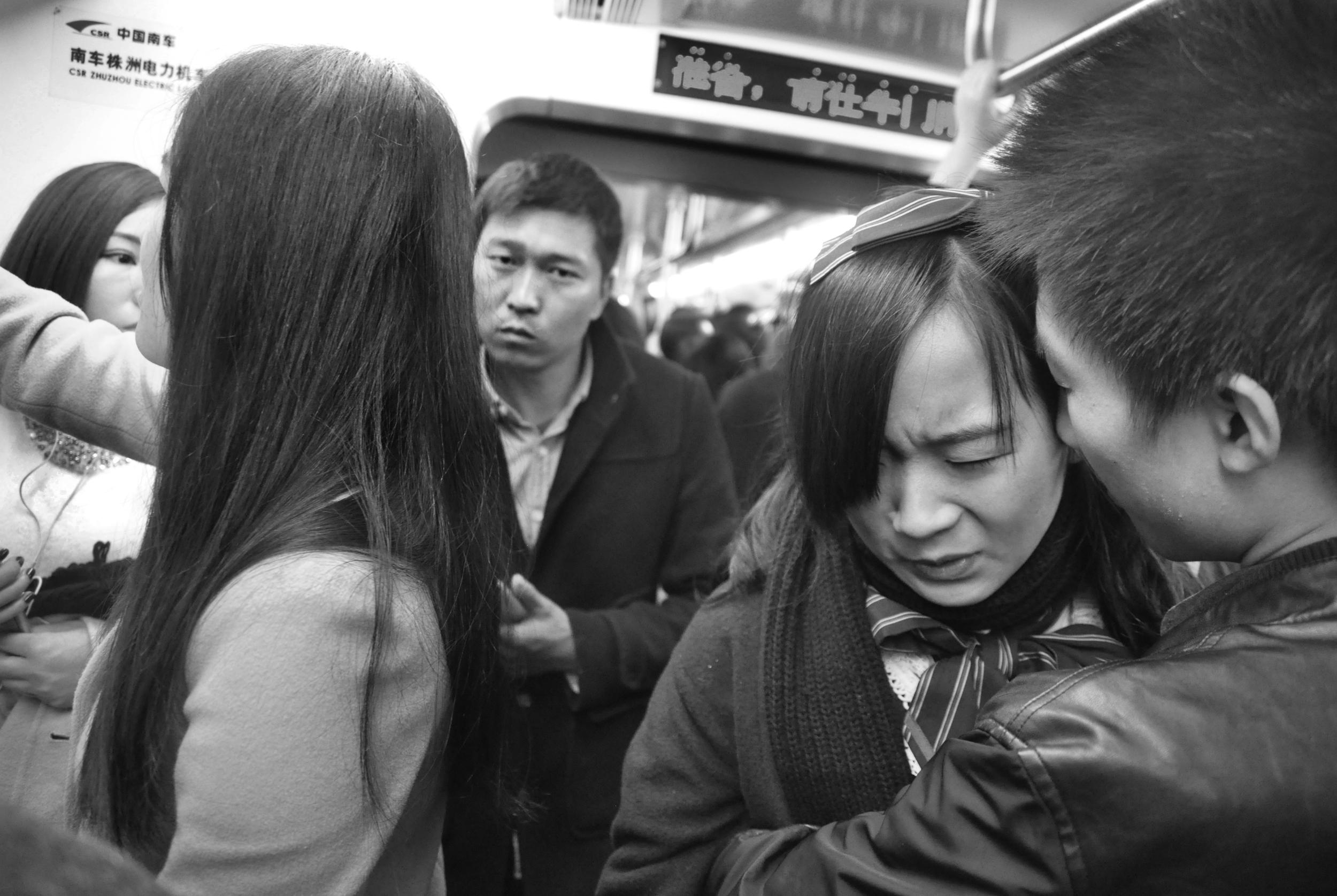 Subway, Wuhan