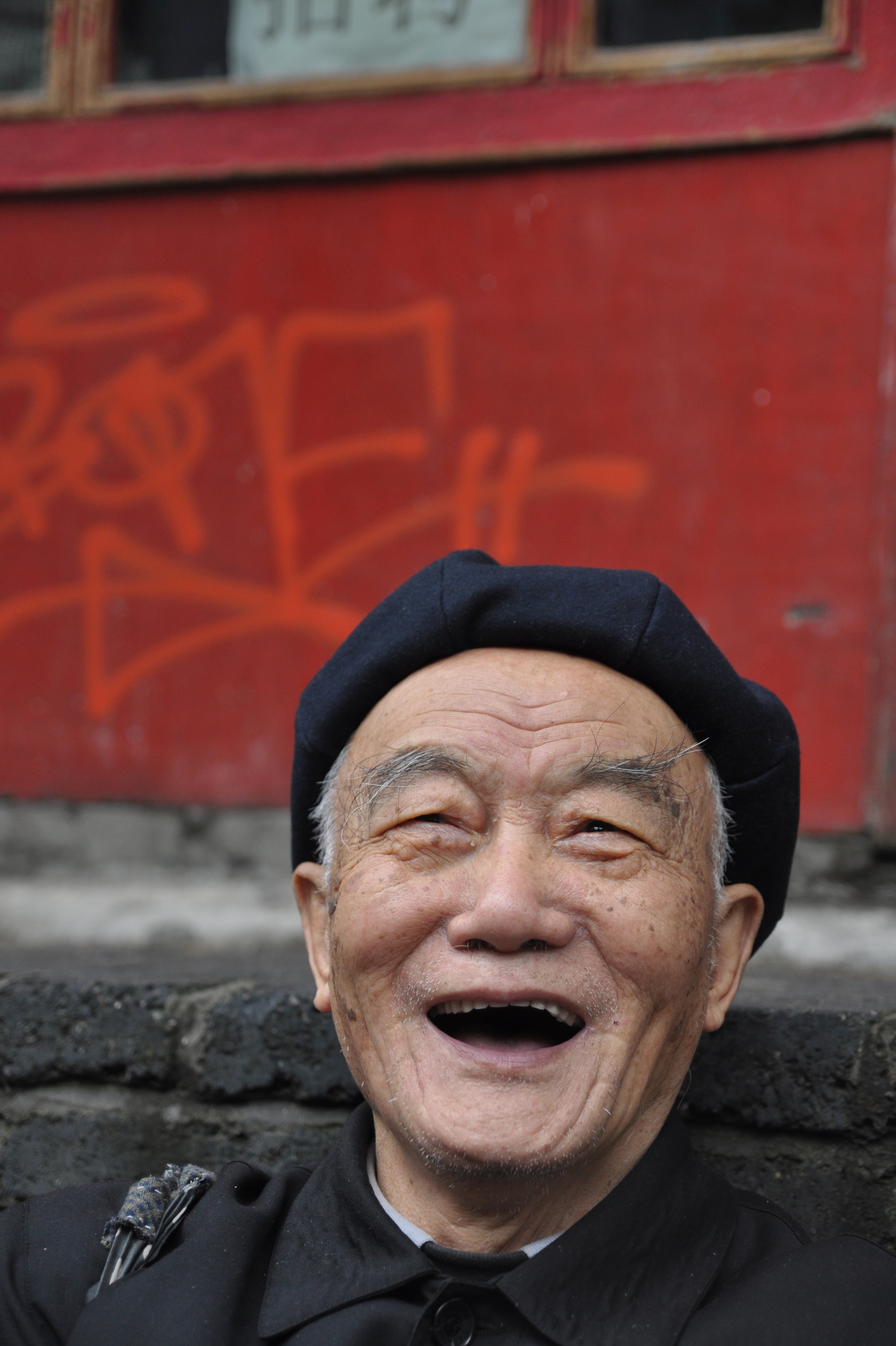 Gentleman, Tanhualin, Wuhan 2015