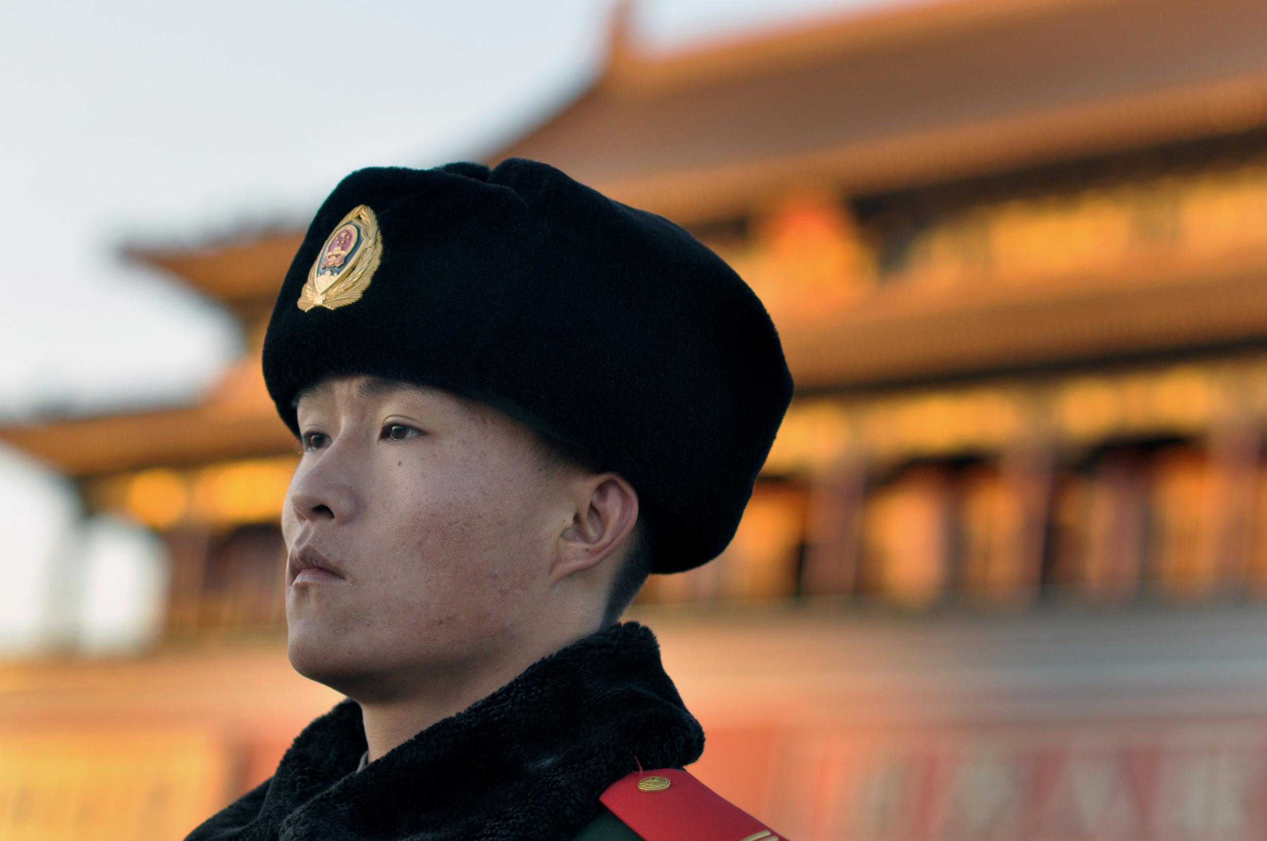 Forbidden City, Beijing, 2015.