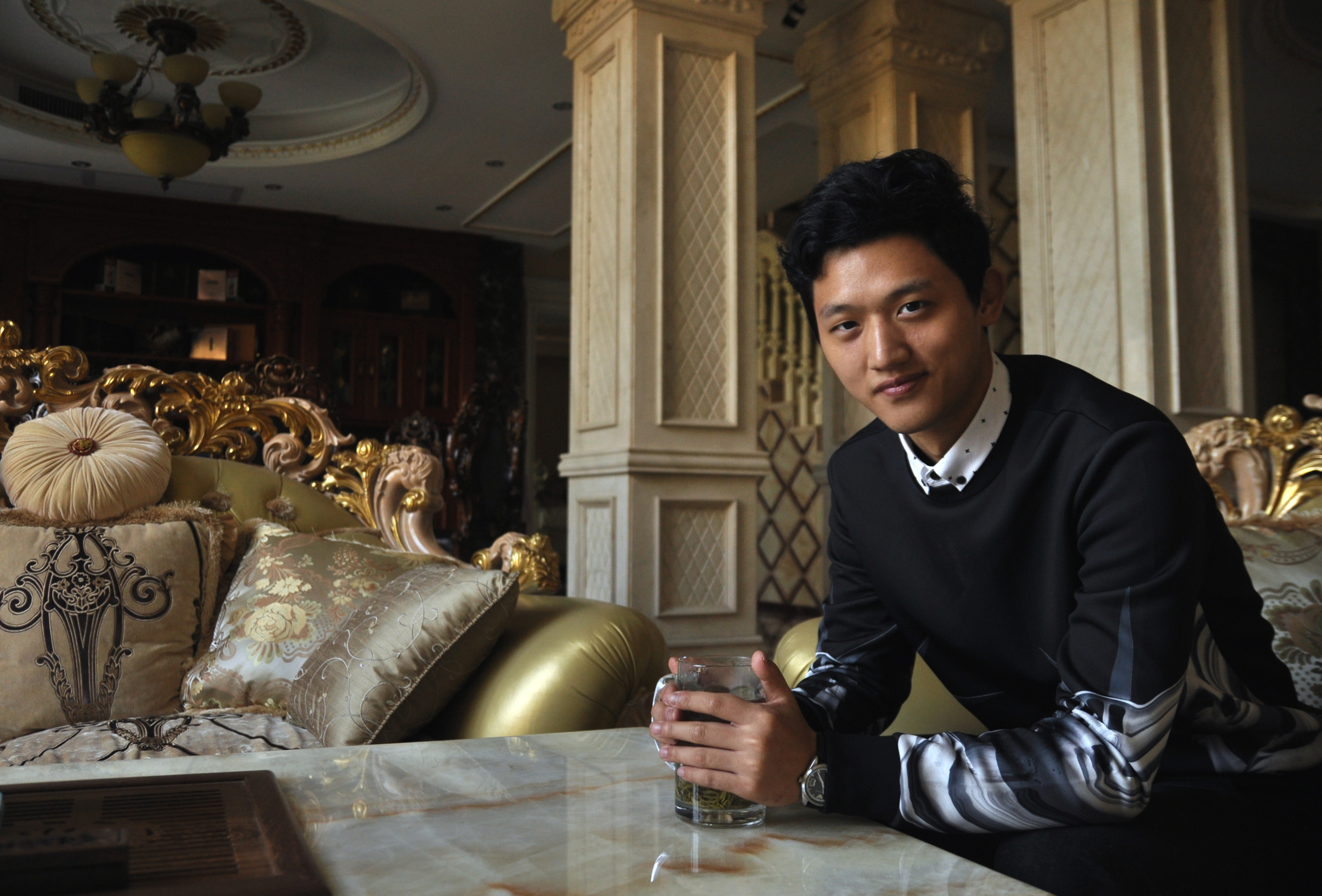 Chen Zhao, Wuhan University student 2015