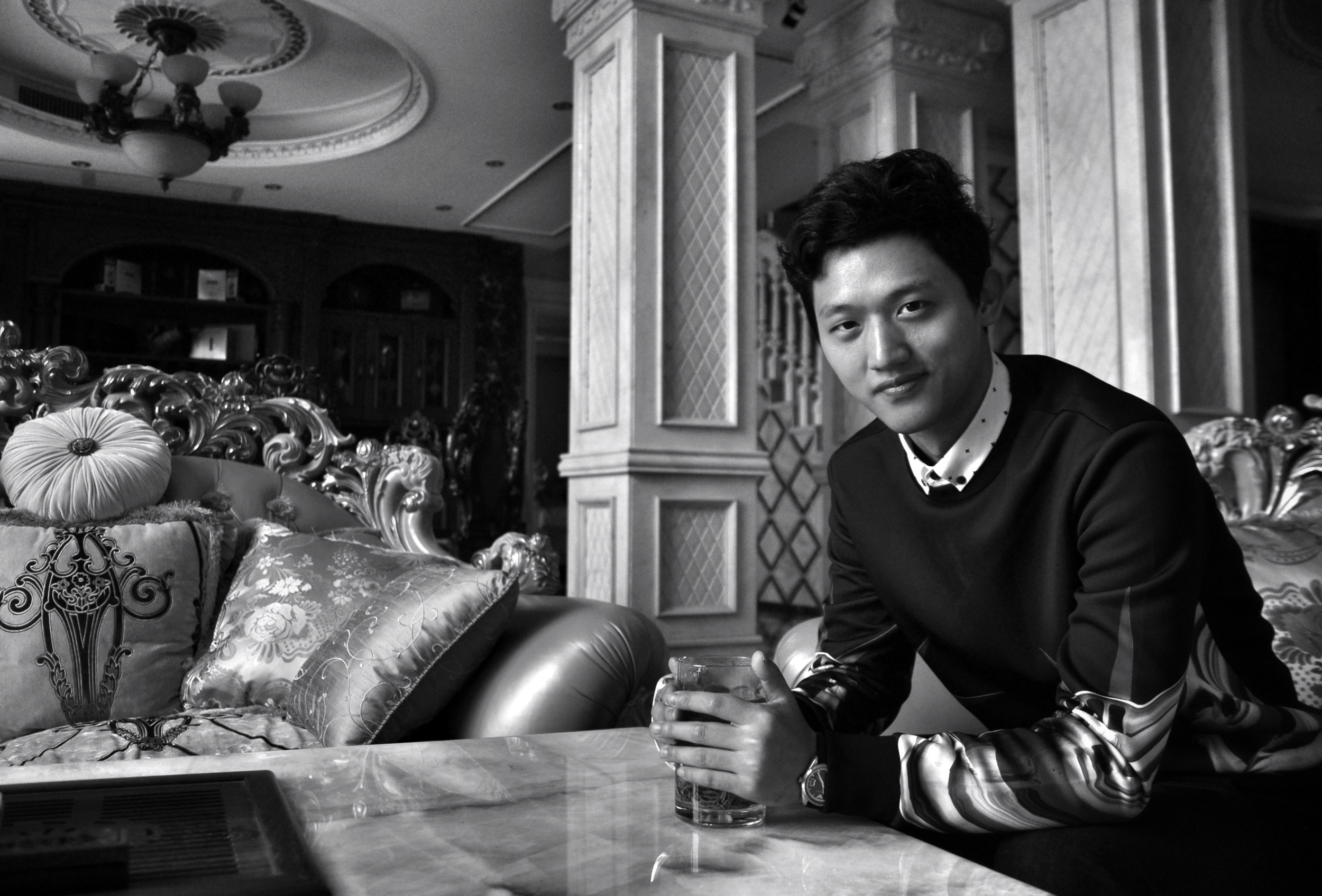 "Chen ""Johnson"" Zhao, Wuhan University student"