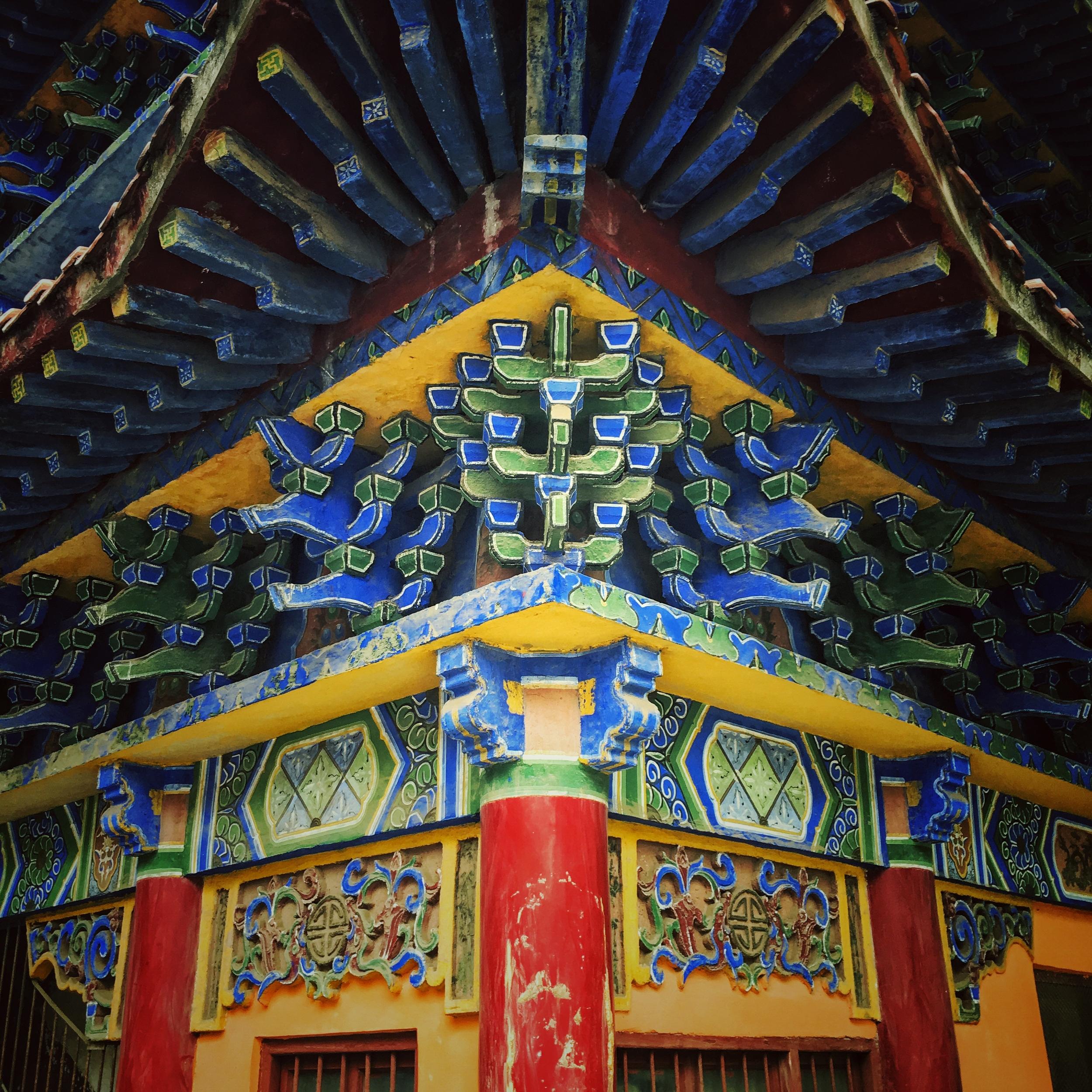 Bodhi Temple, Jingzhou