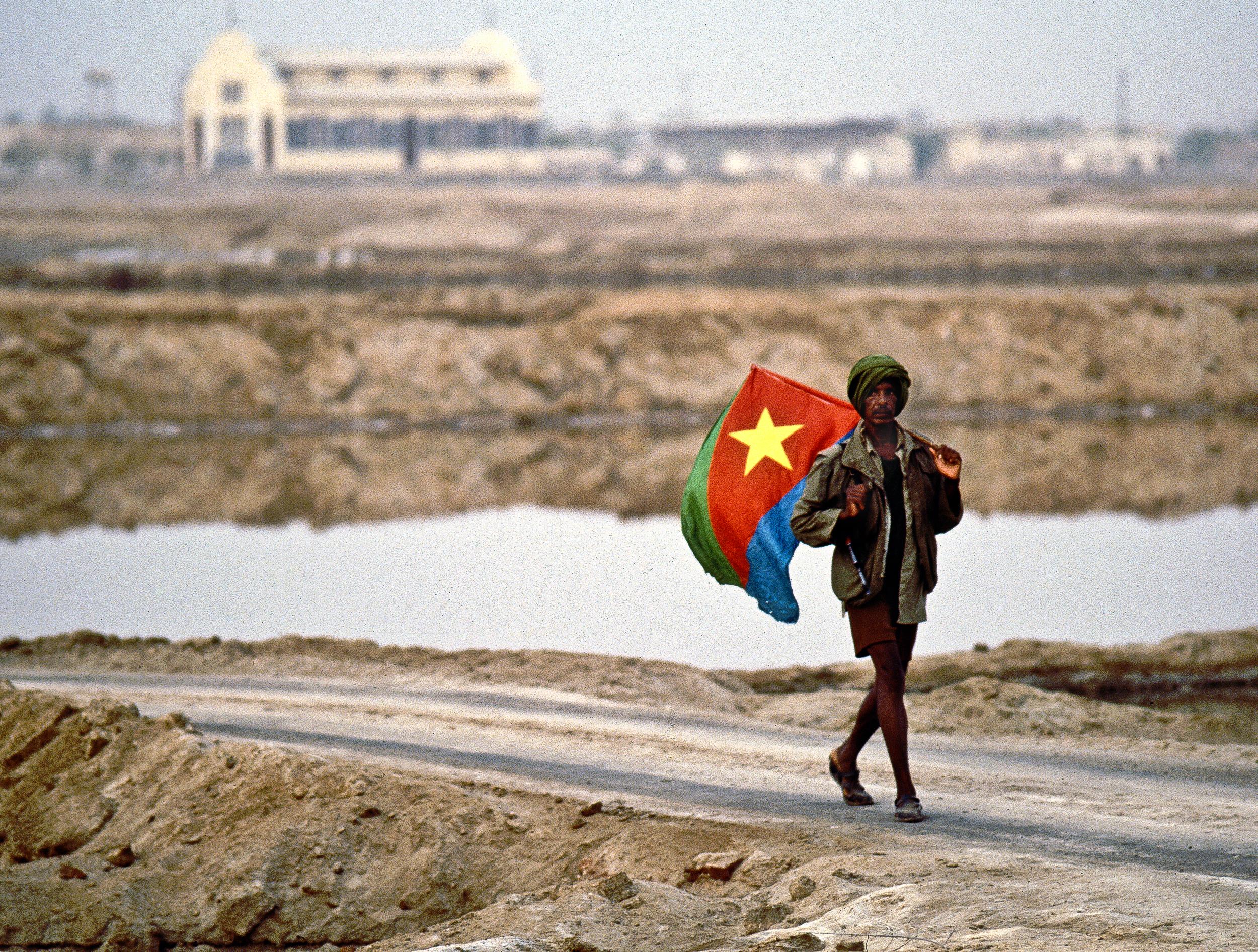 Massawa, Eritrea, 1992. Copyright David Blumenkrantz