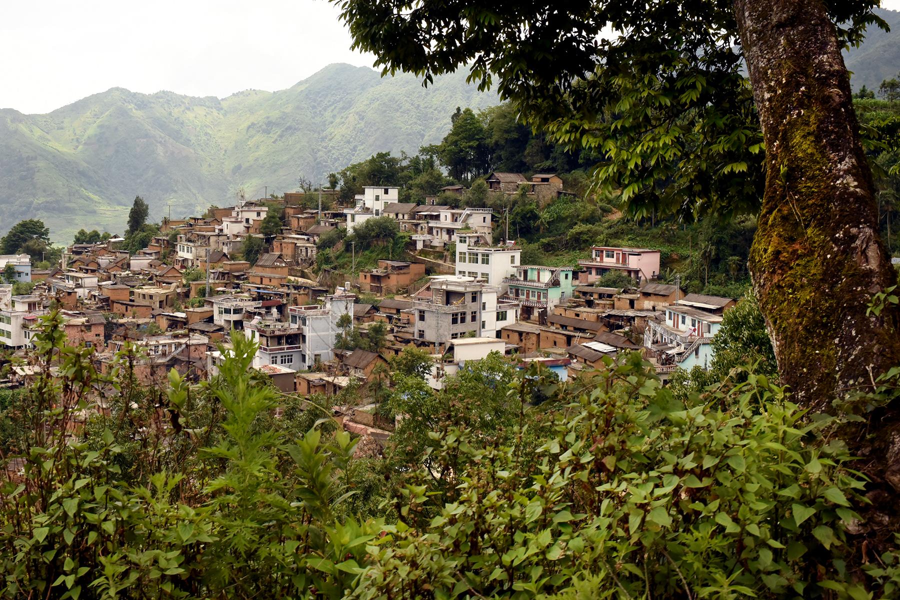 Luomo village
