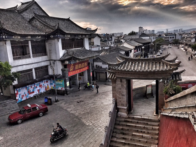 Jianshui's ancient city, 2017.