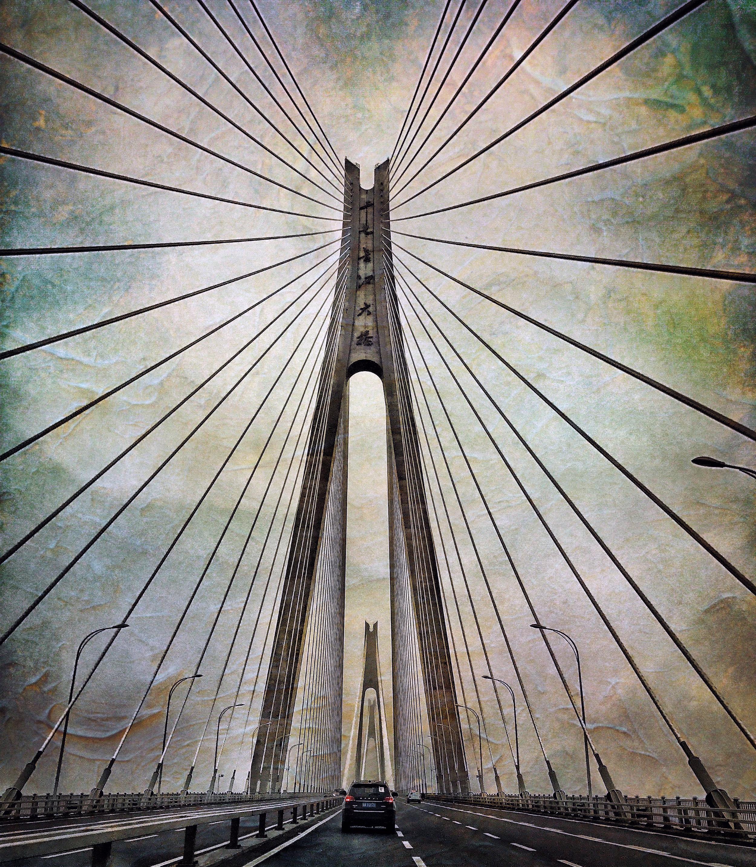 Wuhan bridge