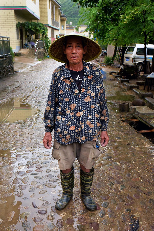 Da Mu Yu village