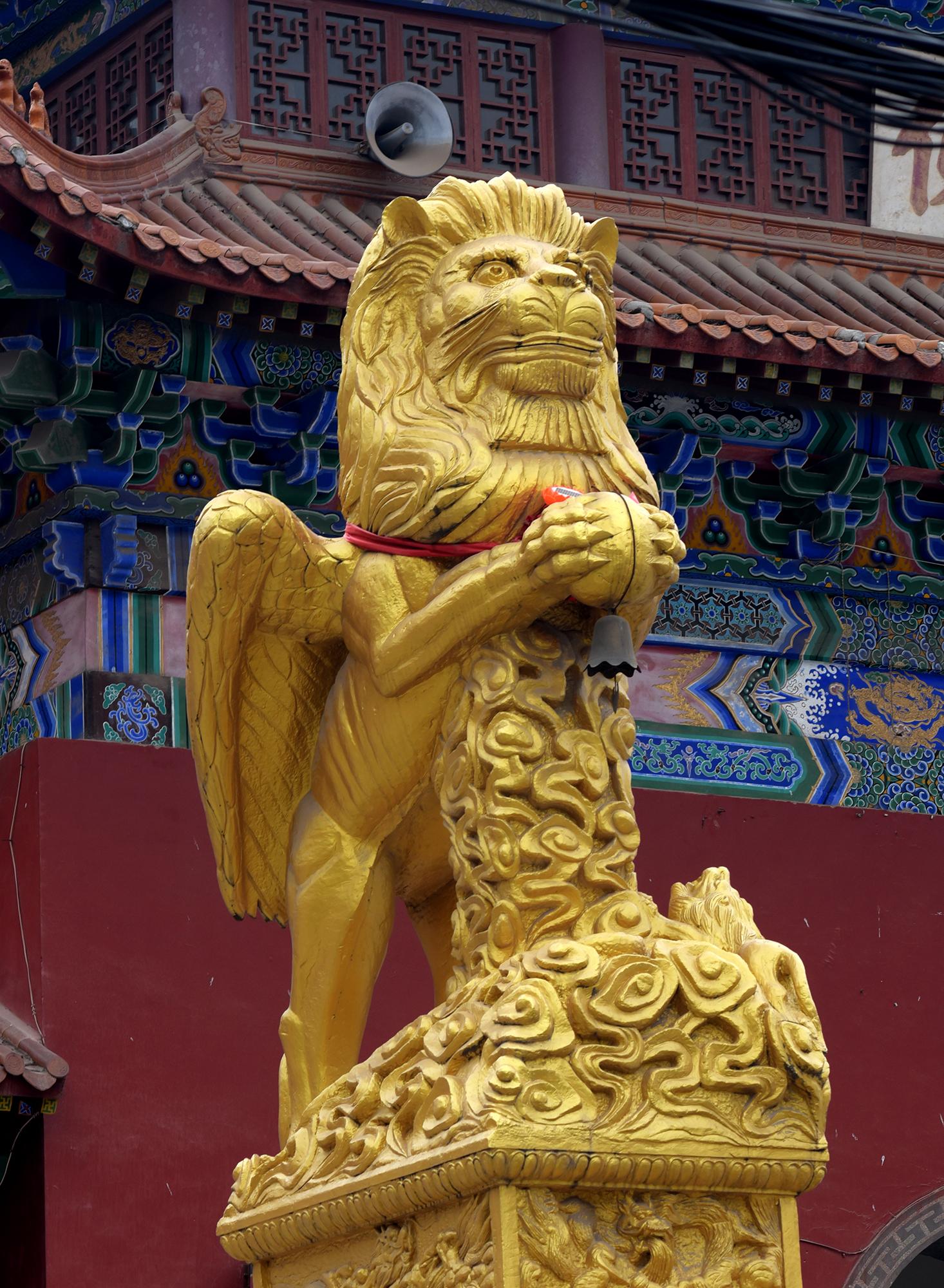 Zhanghua temple, Jingzhou
