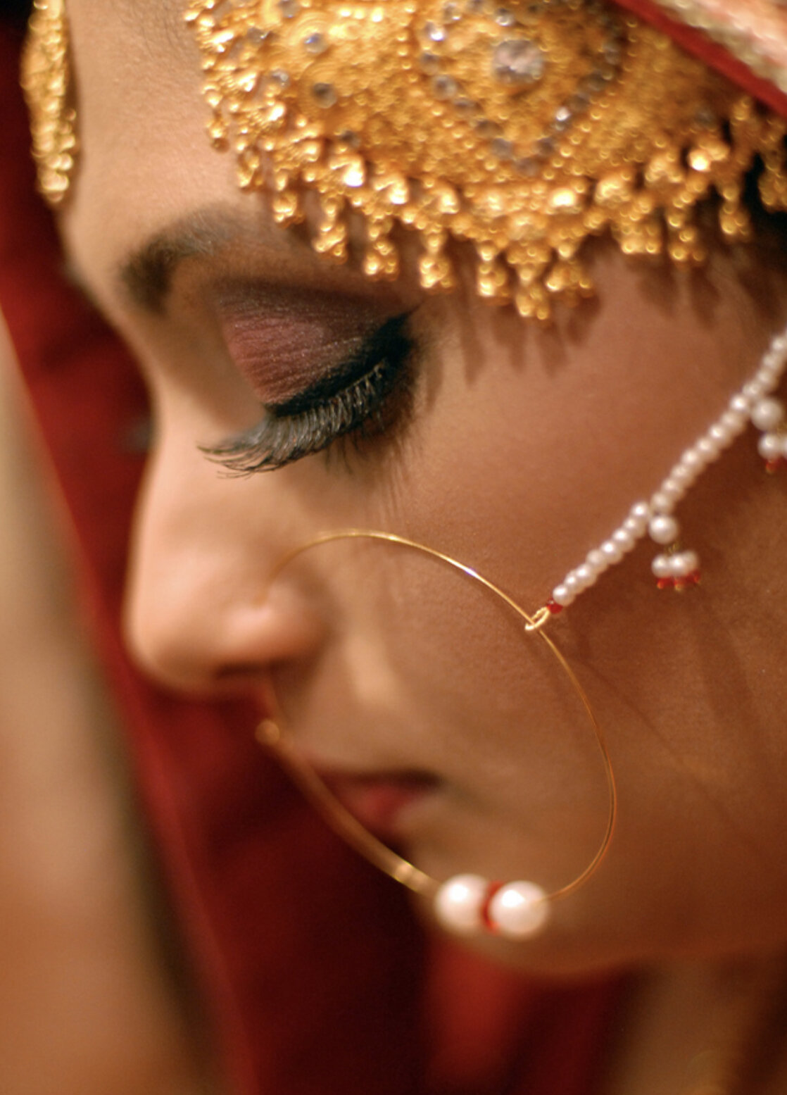 Pakistani wedding, ca. 2010