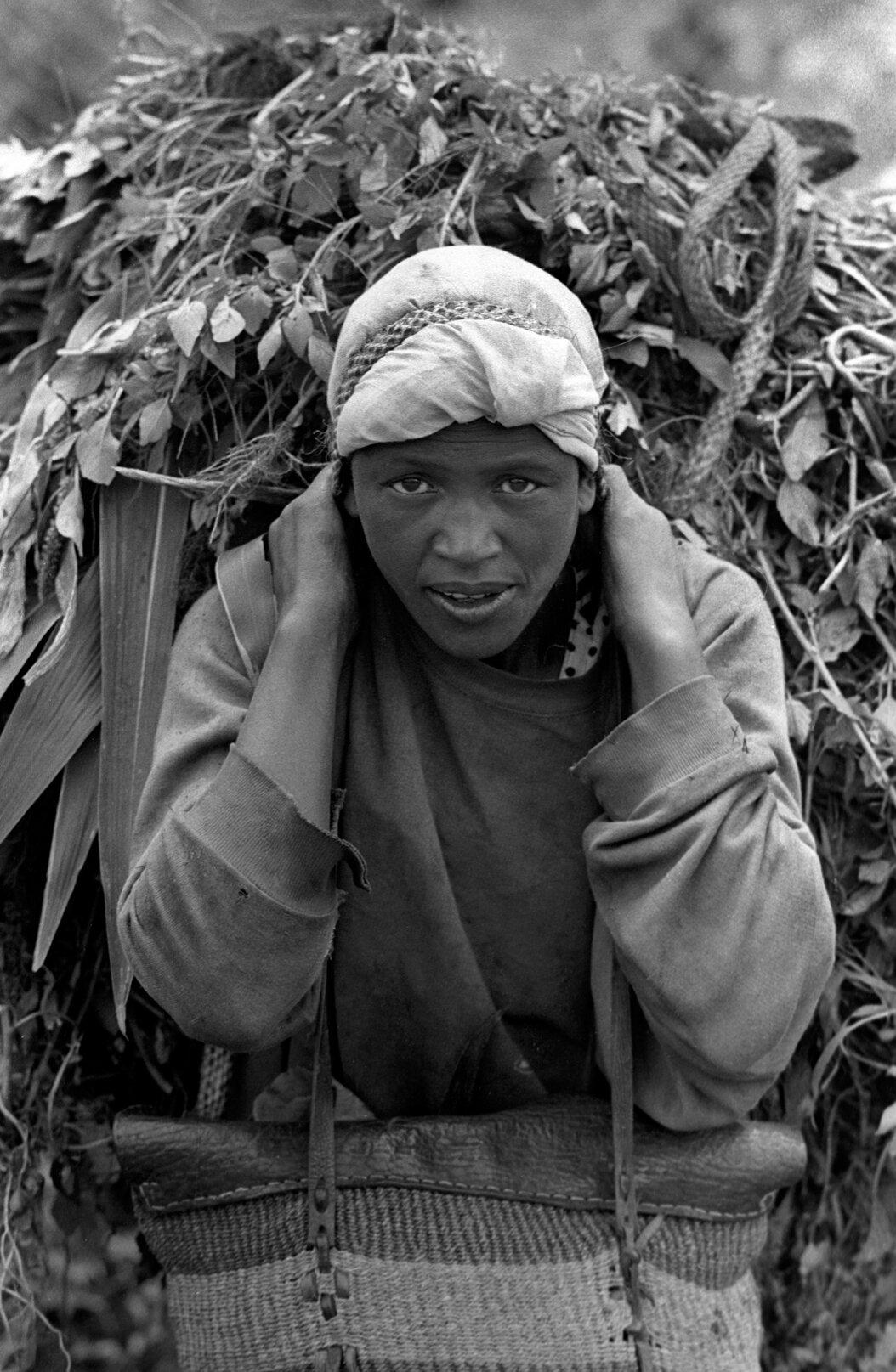 Kikuyu teen, Limuru District, Kenya, 1989