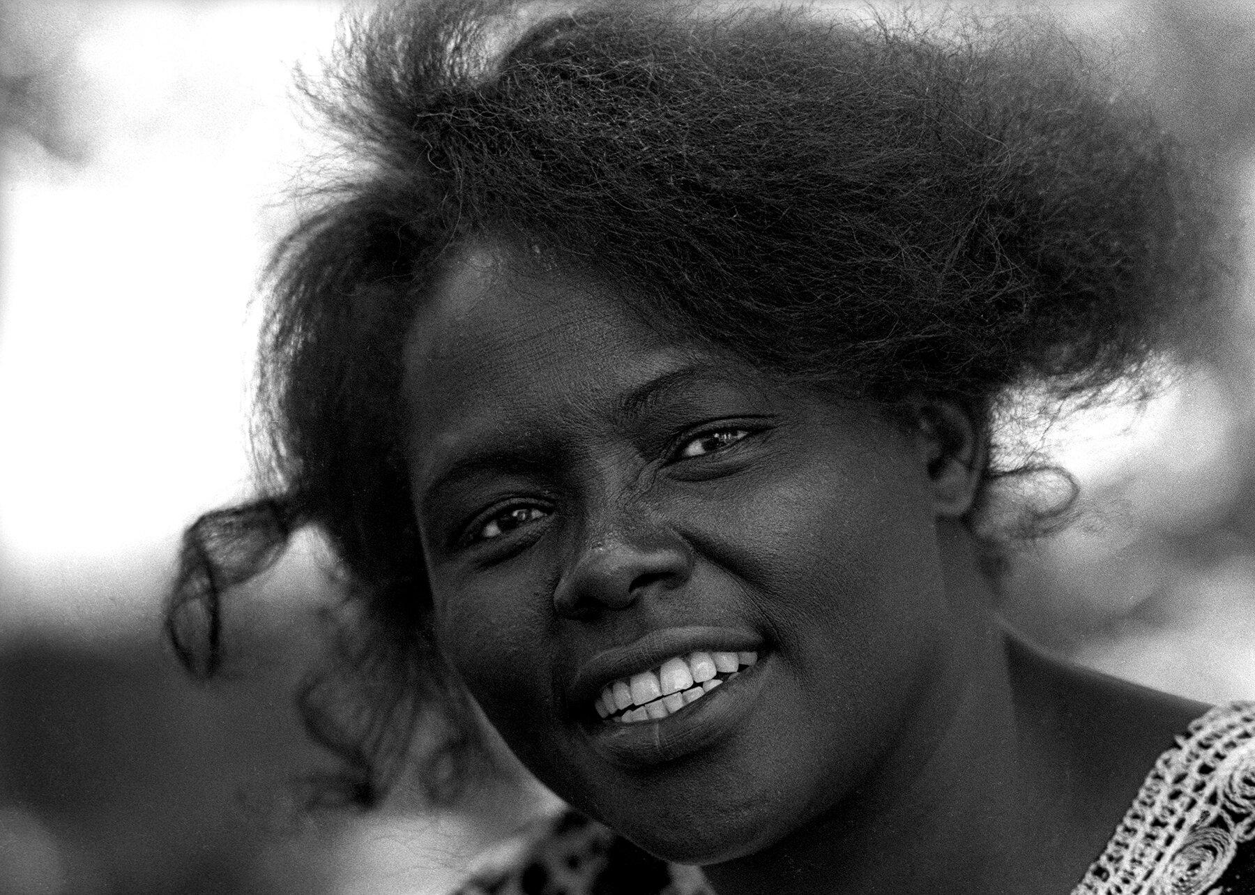 Environmental Activist Wangari Maathai, 1989