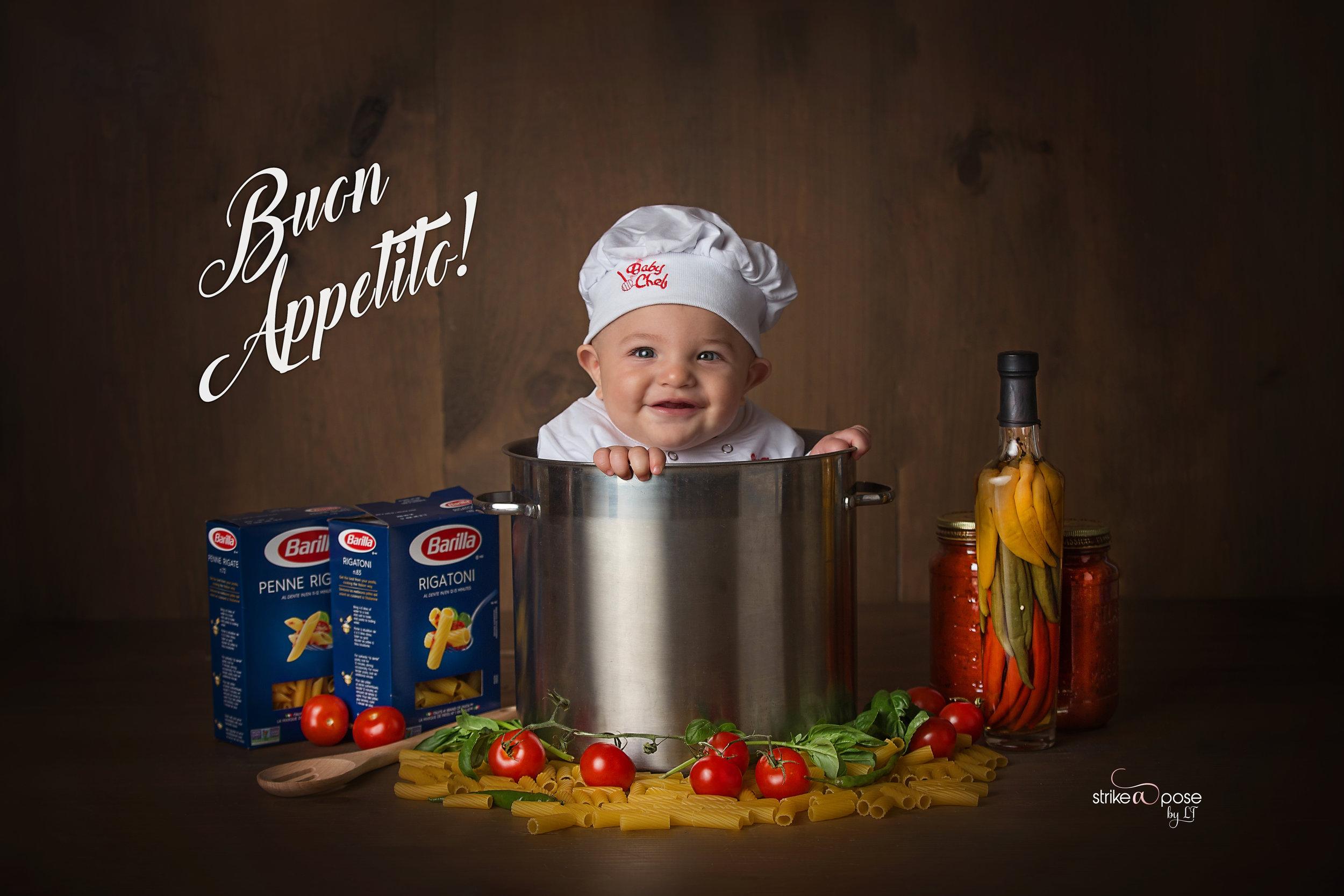 Sudbury-Photographer- Baby- Barilla-Pasta