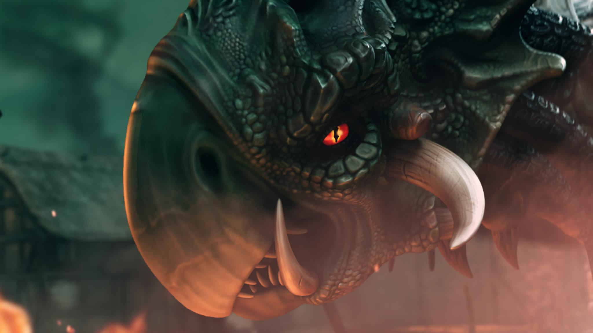 Dragon Wars: Fire & Fury