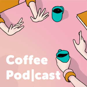 Join Ali and Emma as they listen to and then chat about a short-short story over their morning coffee.