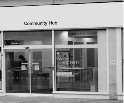 Each Community Hub will need staff  If you would like to be considered for a job at your Community Hub, please fill in your details below