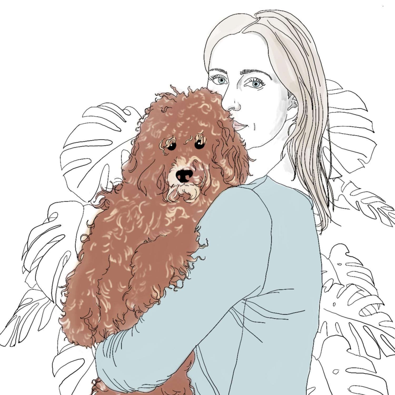 Laura Jane + Chewie