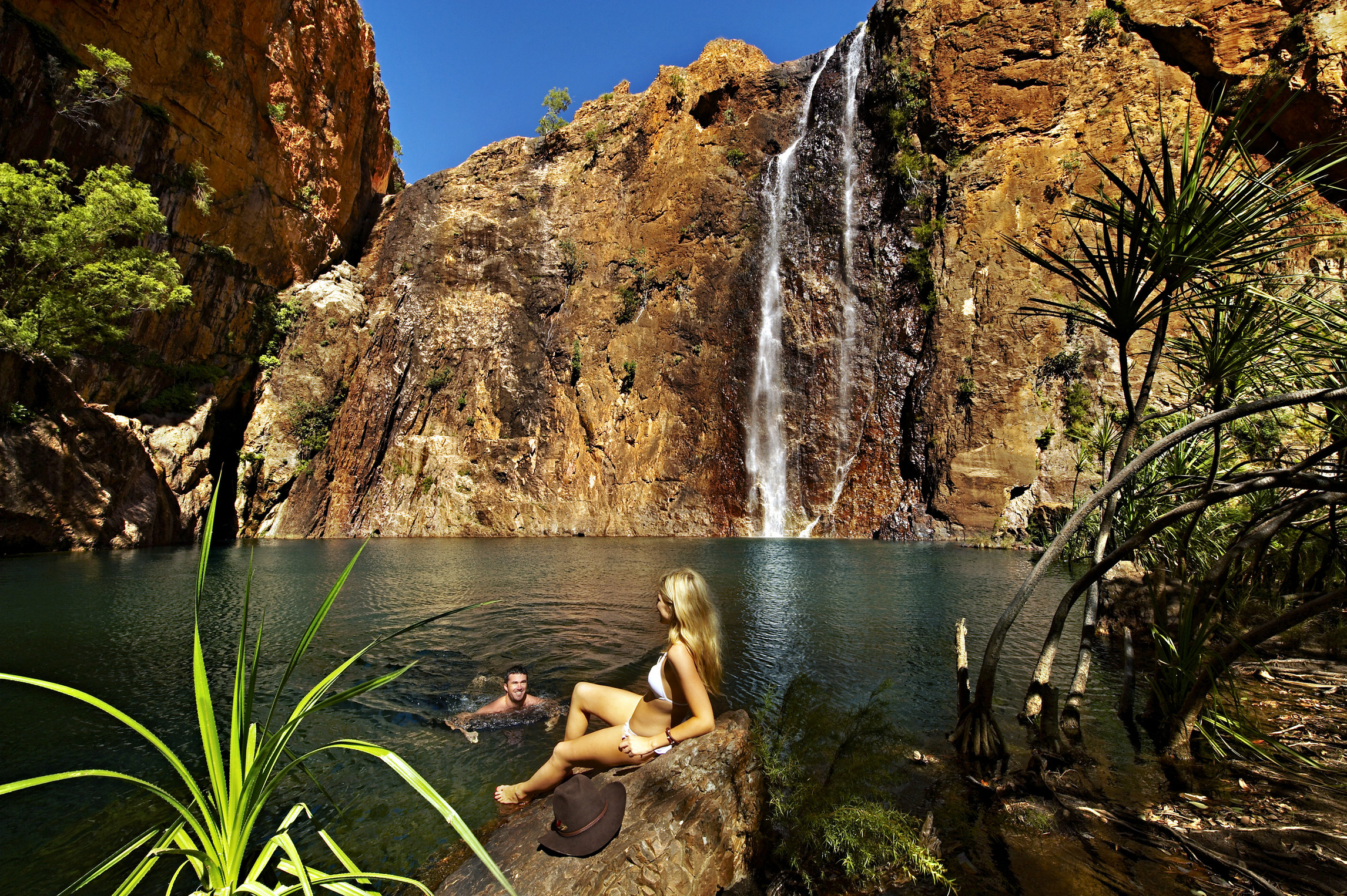 Miri Miri Falls, El Questro, Kimberley, Western Australia