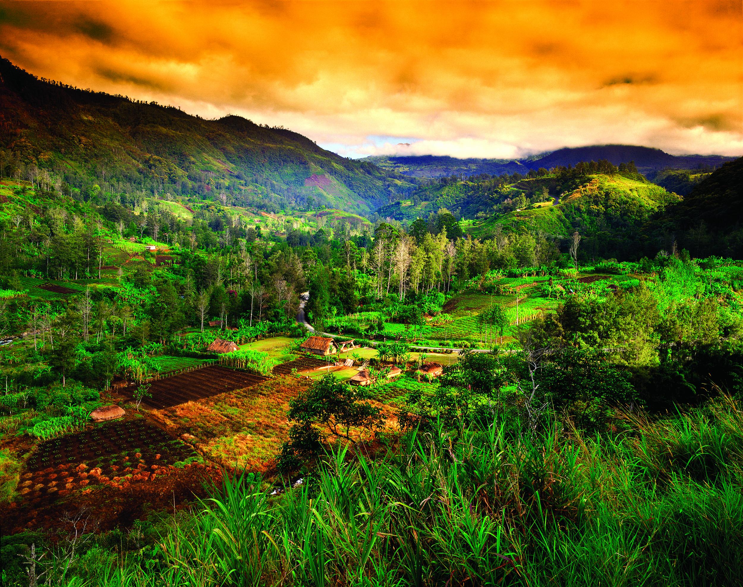 PNG Highlands