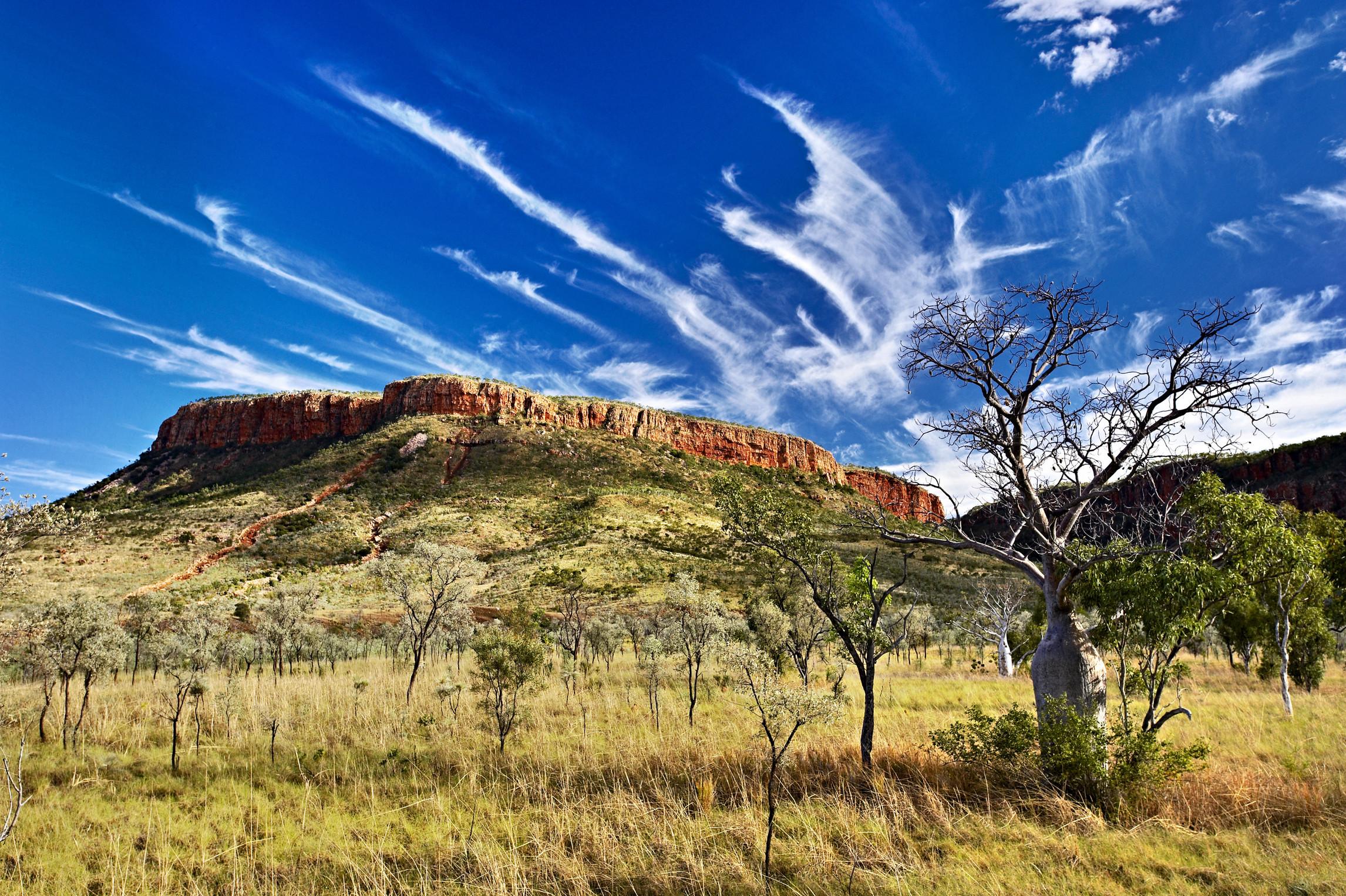 Cockburn Range, El Questro, Kimberley, Western Australia