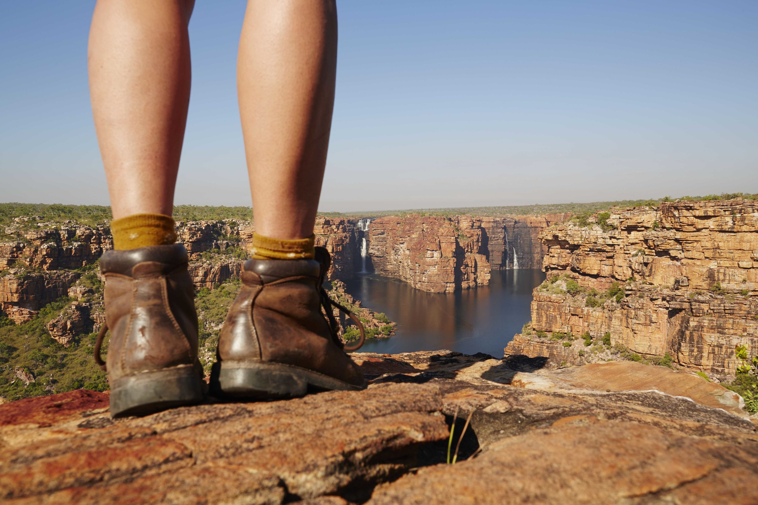 Hiking to King George Falls, The Kimberley ©Tourism Western Australia.jpg