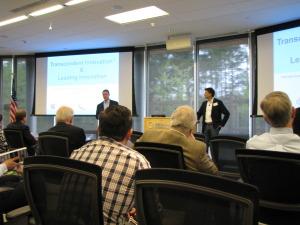 Innovate Carolina Speakers