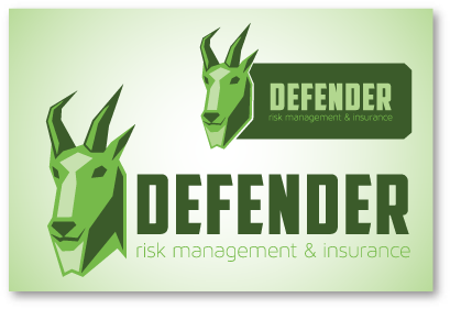 green goat logo options
