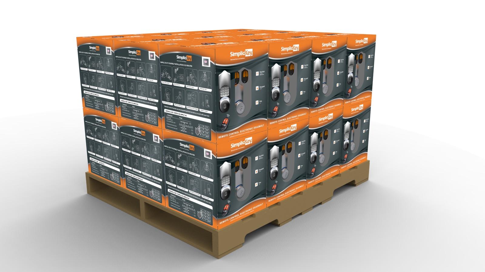 wholesale box pallet
