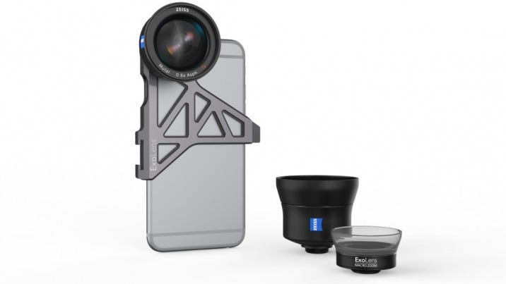 Exolens by zeiss