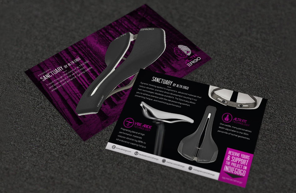 promotional print collateral design