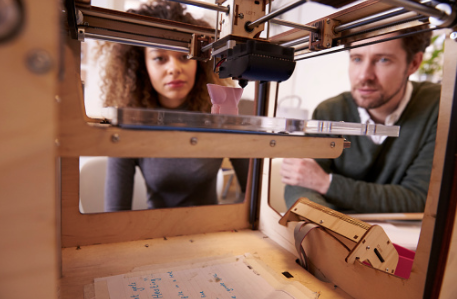 human-centered design, prototype, 3d printing, CAD
