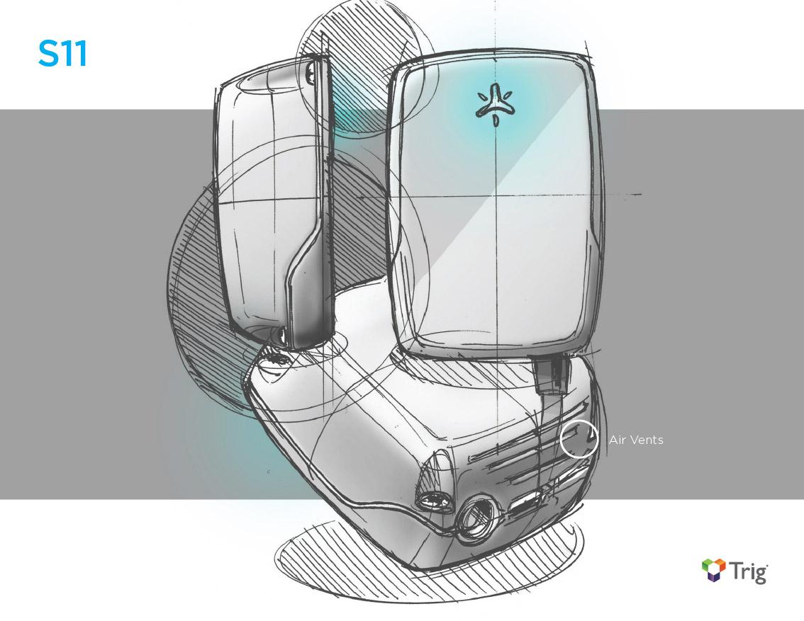 Industrial Design Concept Sketch S11