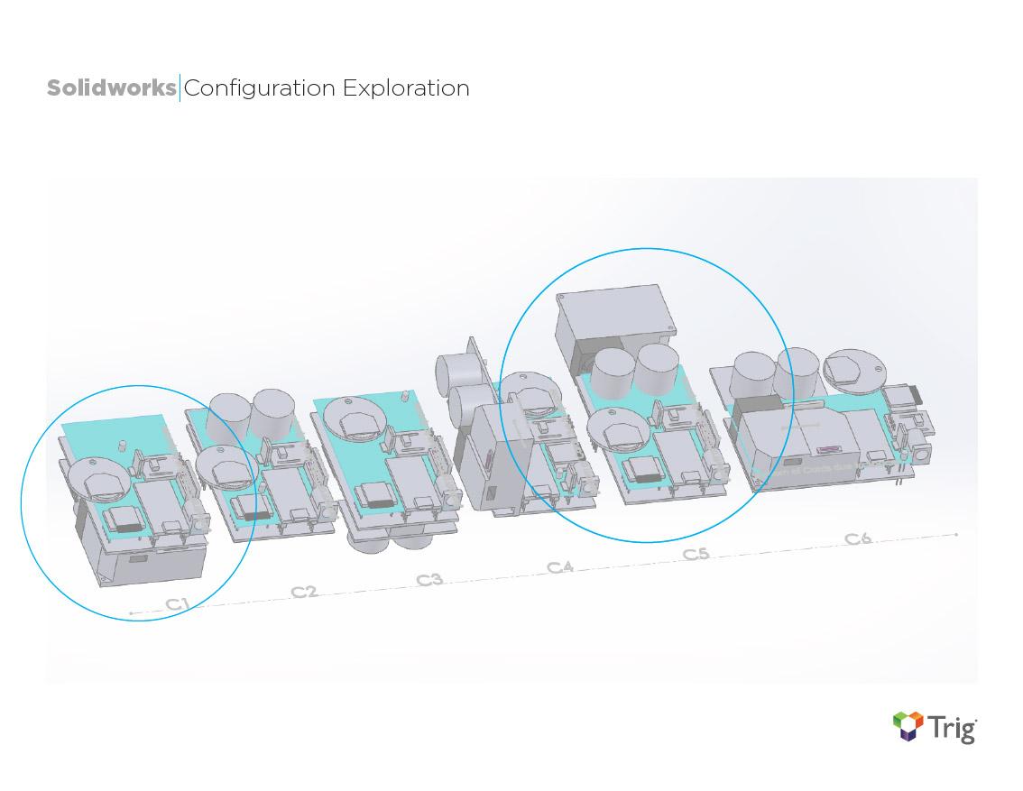 Mechanical Design Configuration