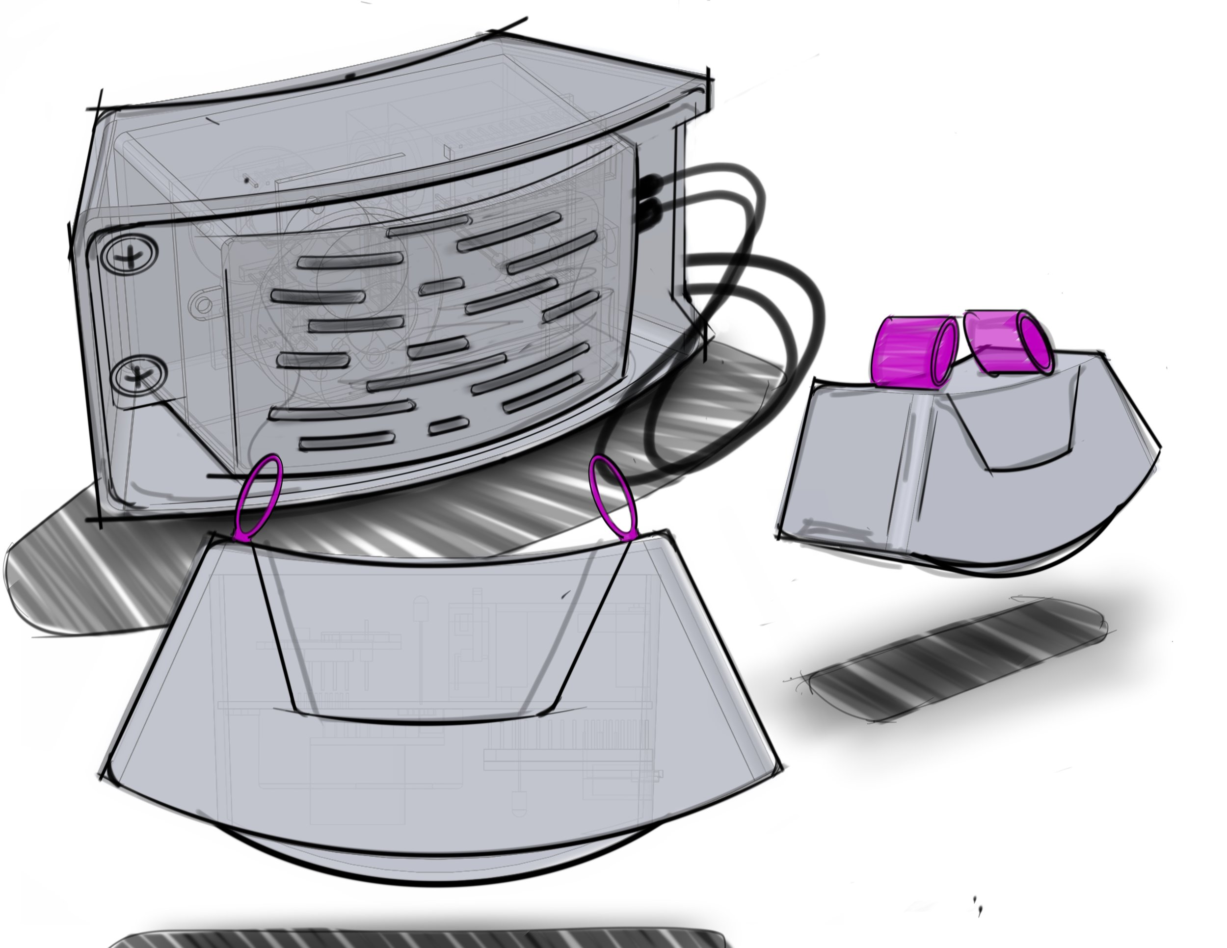 Table Position - Optimal Airflow