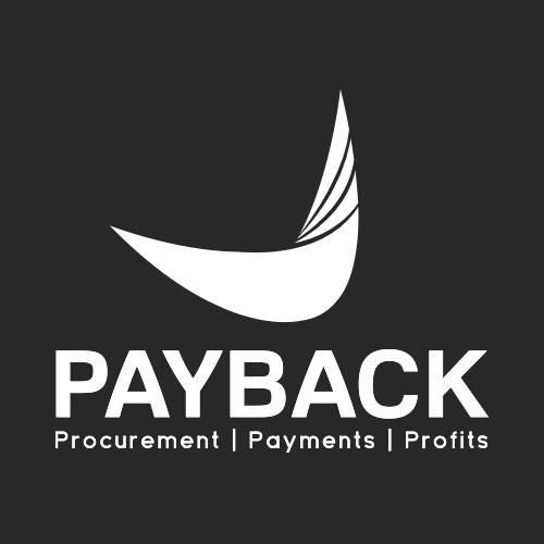 Payback Logo Refresh Black and White