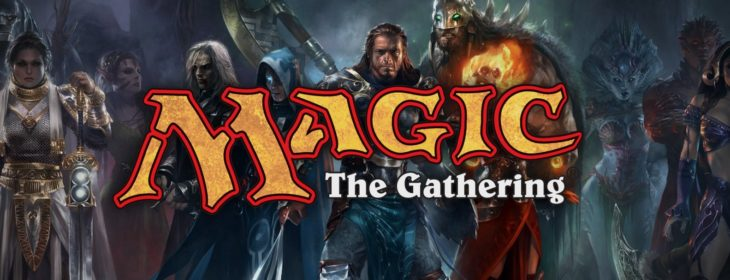 Magic: The Gathering Promotional Banner