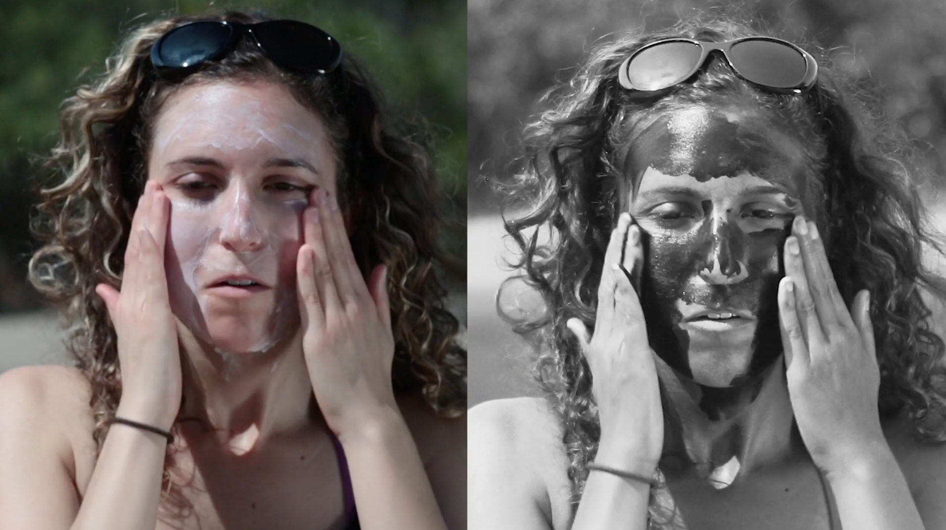 Normal View Vs Sunscreenr View