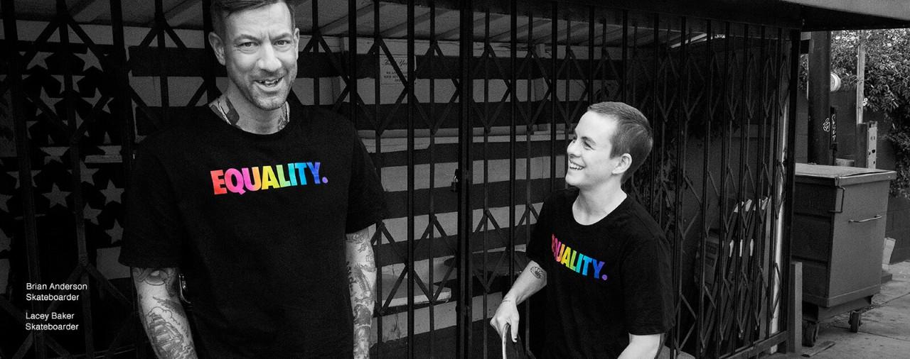 Nike Equality campaign