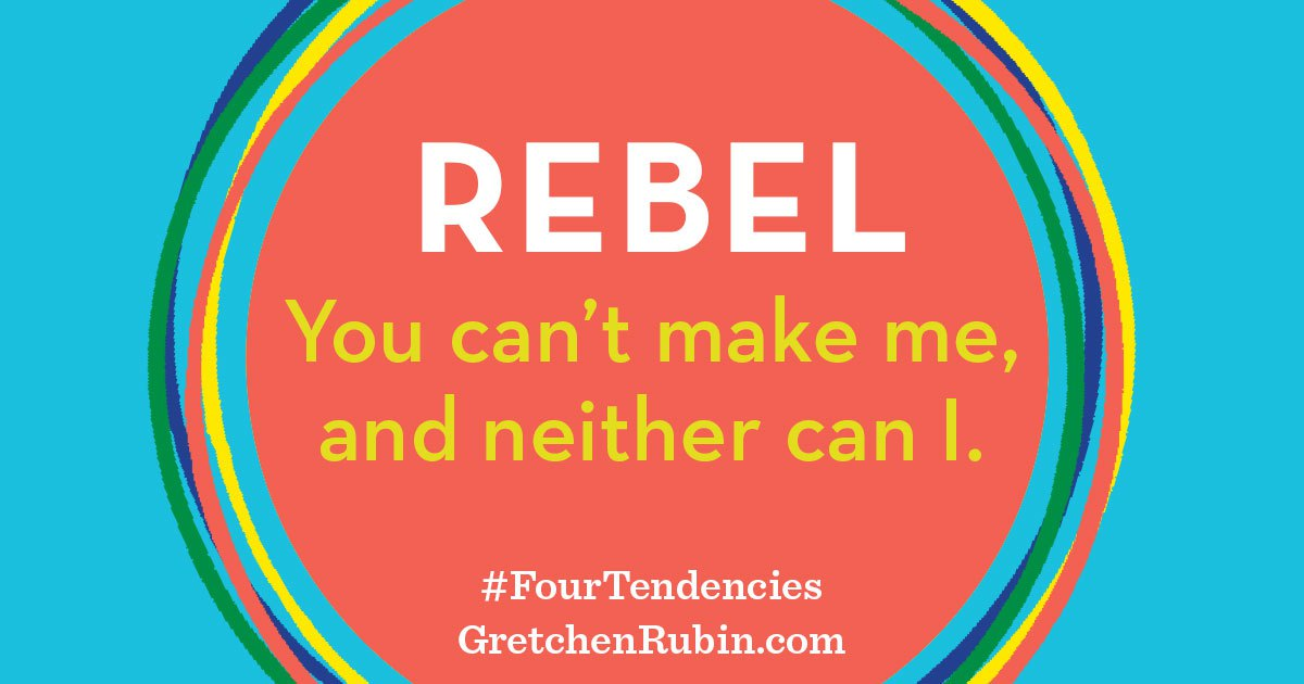 Rebel - Four Tendencies