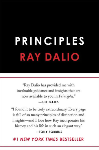 Principles Life Work Ray Dalio Cover