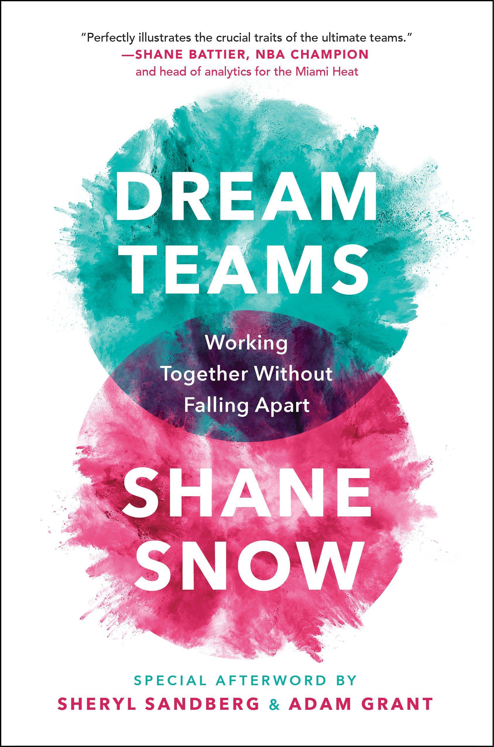 Dream Teams Shane Snow Newsletter