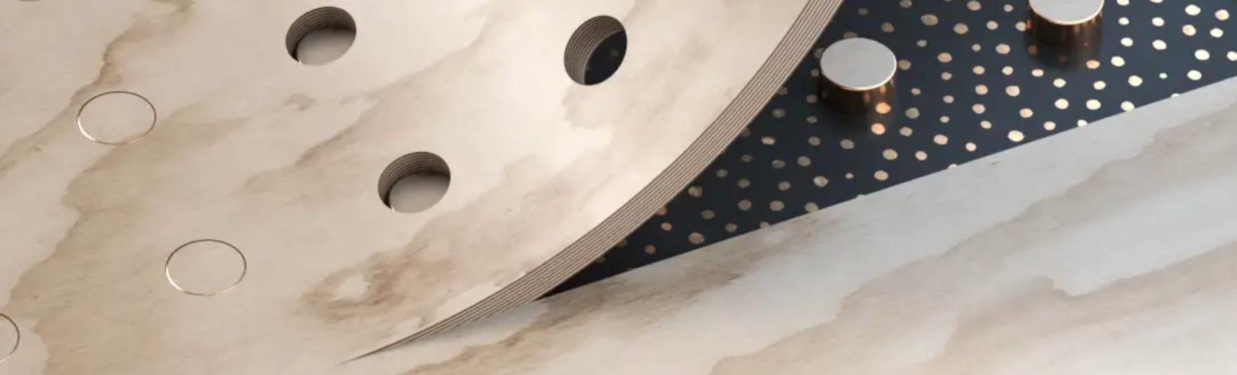 Oddly Satisfying Animation Loop by Artist Andreas Wannerstedt