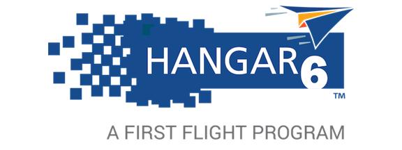 Hangar6 Logo Newsletter