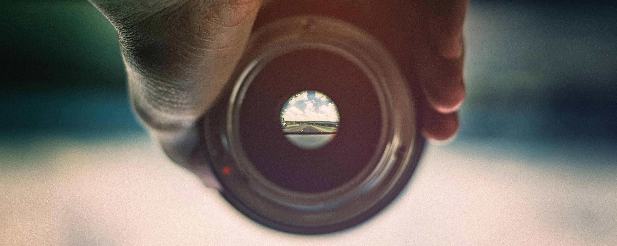 Camera Lens Human-Centered Design - Trig Industrial Design - Explore Prototype Build