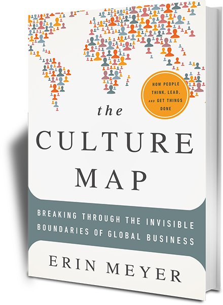 The Culture Map Erin Meyer Book Cover Newsletter