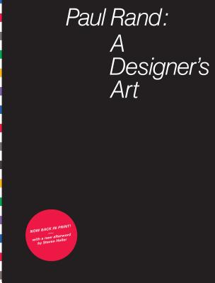 Paul Rand A Designers Art Cover Book Review