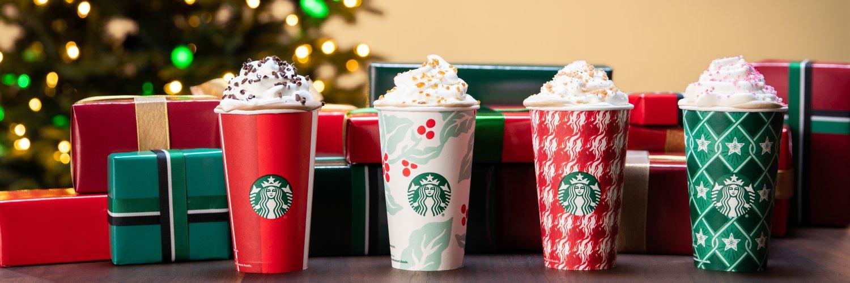 Holiday Ads 2018 Starbucks Christmas Cups