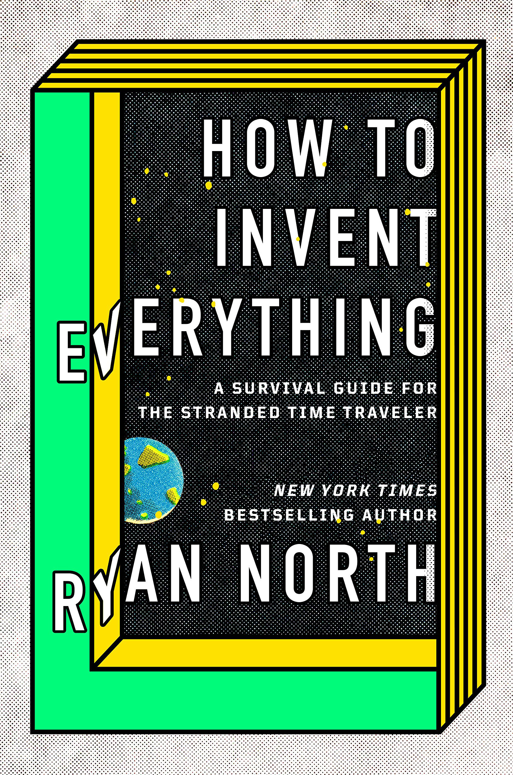 How to Invent Everything Cover Newsletter