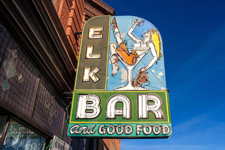Elk Bar and Good Food