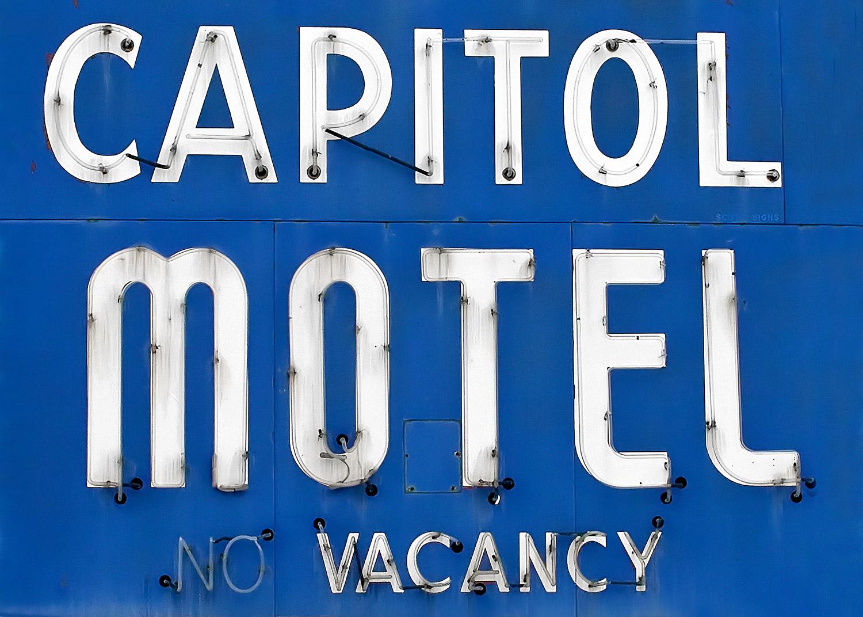 Capitol Sign